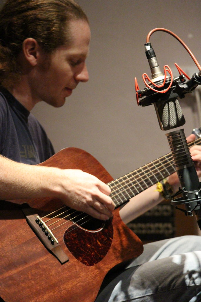 Acoustic Recording Package for Singer-Songwriters