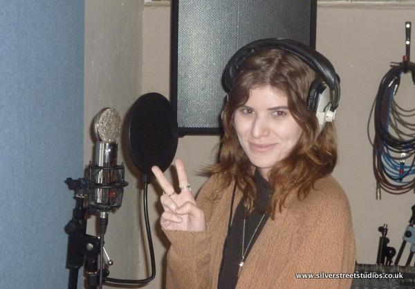 Bethany Cosentino at SIlver Street Studios