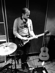 Recording Simple Things-In The Studio - Silver Street Studios (4)