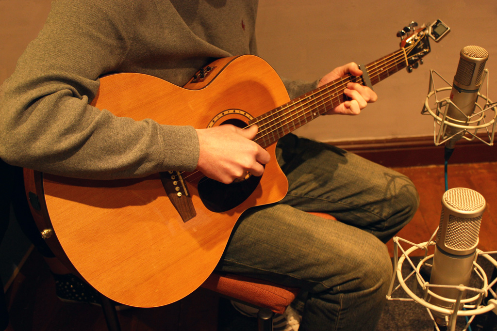 Acoustic Recording - Guitar