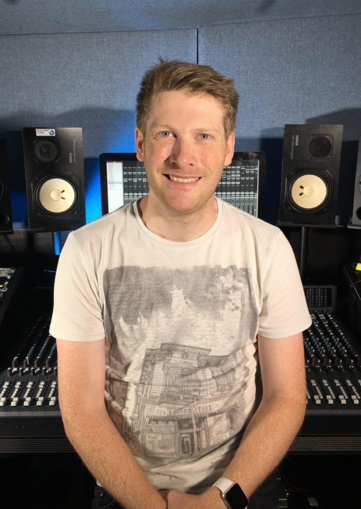 Producer - Graeme Rawson at Silver Street Studios